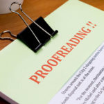 Proofreading & Editing Course Level 4 Diploma