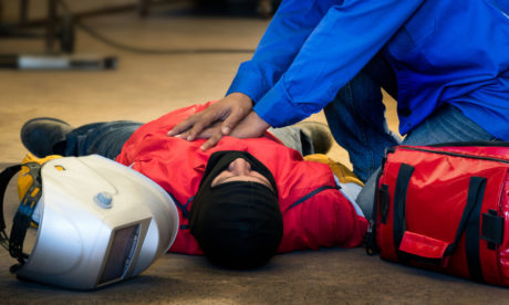 Workplace First Aid Course