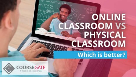 Online classroom vs Physical Classroom